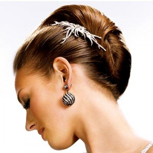 Wedding French Twist Hairstyles