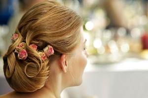 Wedding Hairstyles Low Bun