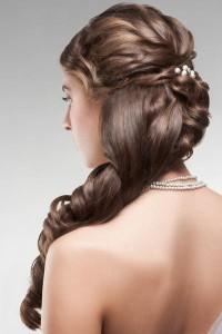 Wedding Half Updo Hairstyles