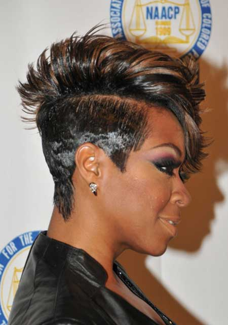 Hairstyles For Short Hair Mohawk : Short Mohawk Hairstyles Beautiful Hairstyles