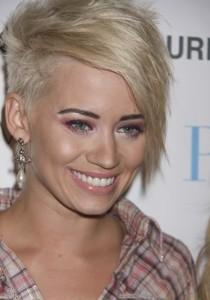 Asymmetric Hairstyle
