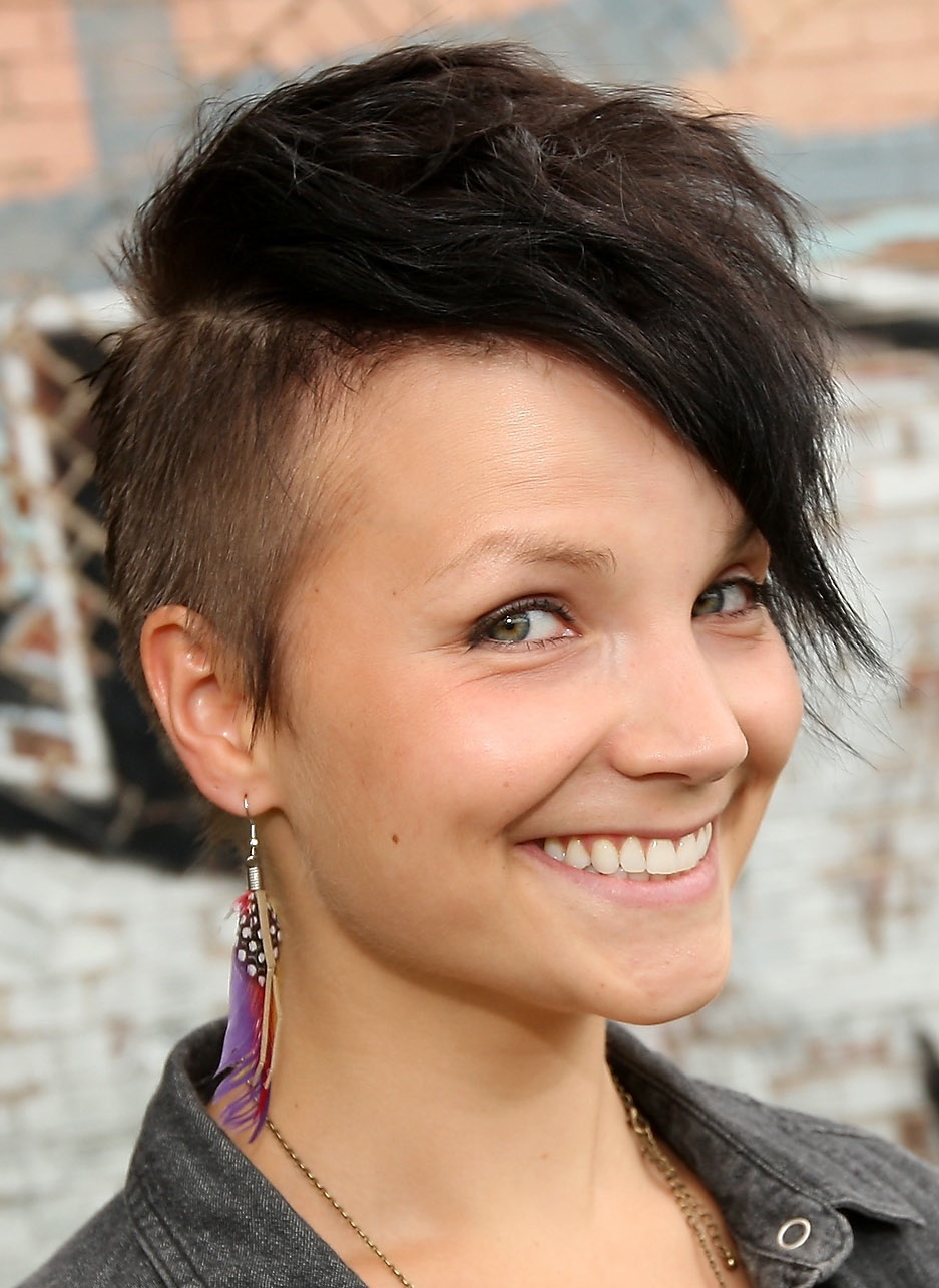 Asymmetrical Hairstyles Beautiful Hairstyles
