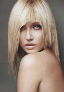 Asymmetrical Hairstyles Long