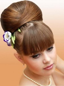 Beehive Hairstyle For Women