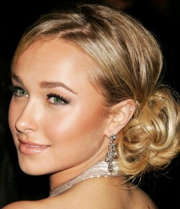 Chignon Hairstyle Pictures