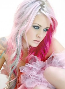 Cute Hairstyles With Color