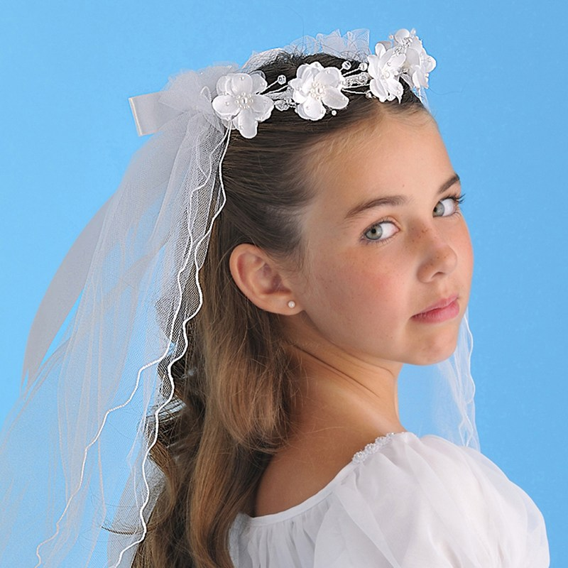 First Communion Hairstyles