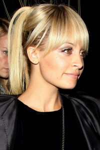 Fringes Hairstyles