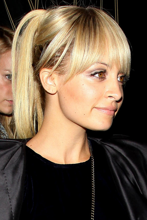 Hairstyle Up : Fringe Hairstyles Beautiful Hairstyles