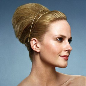 Hairstyle Beehive