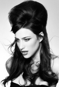 Hairstyle Bouffant