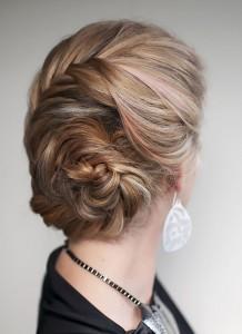 Hairstyle Chignon