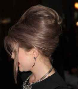 Hairstyles Bouffant