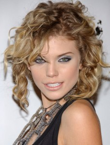 Hairstyles For Curly Frizzy Hair