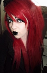 Hairstyles For Gothic