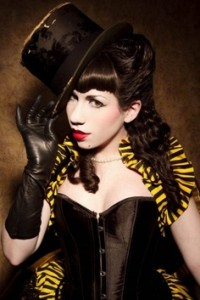 Hairstyles For Steampunk