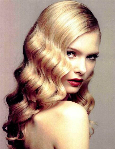 Finger Wave Hairstyles | Beautiful Hairstyles