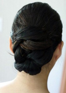 Low Chignon Hairstyles
