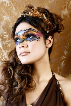 Masquerade Hairstyles For Long Hair : masquerade ball hairstyles for long hair
