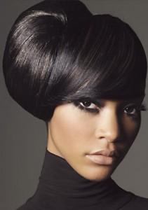 Modern Bouffant Hairstyles