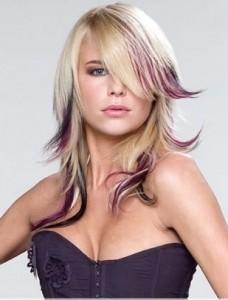 Peekaboo Hairstyle For Women