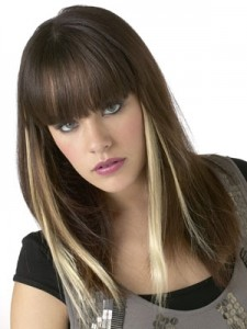 Peekaboo Hairstyles Pictures