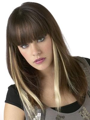 Peekaboo Hairstyles Beautiful Hairstyles