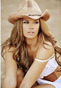 Pictures of Cowgirl Hairstyles