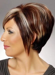 Pictures of Wedge Hairstyles