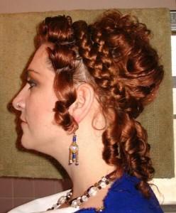 Roman Women Hairstyles