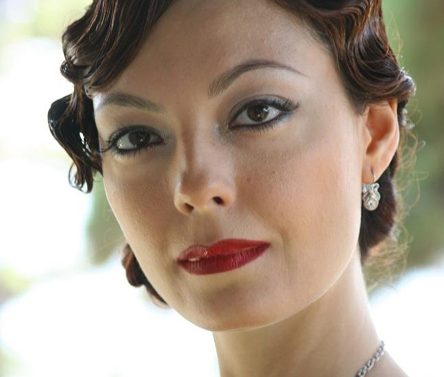 short hairstyles for big women : Short Finger Wave Hairstyles