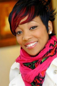 Short Hairstyles With Color