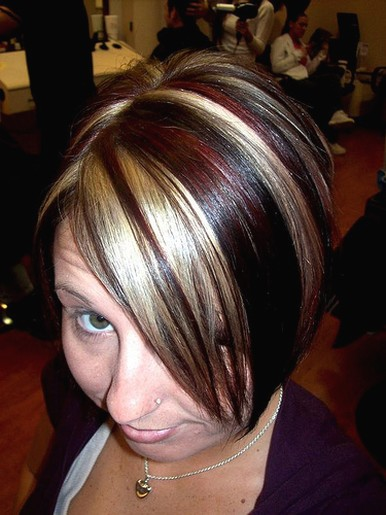 Hairstyles With Highlights Beautiful Hairstyles