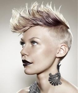 Short Rocker Hairstyles