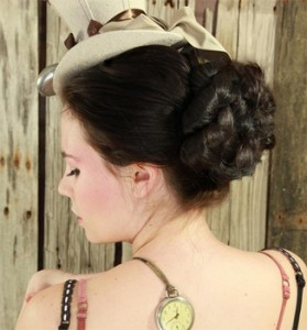 Steampunk Hairstyle
