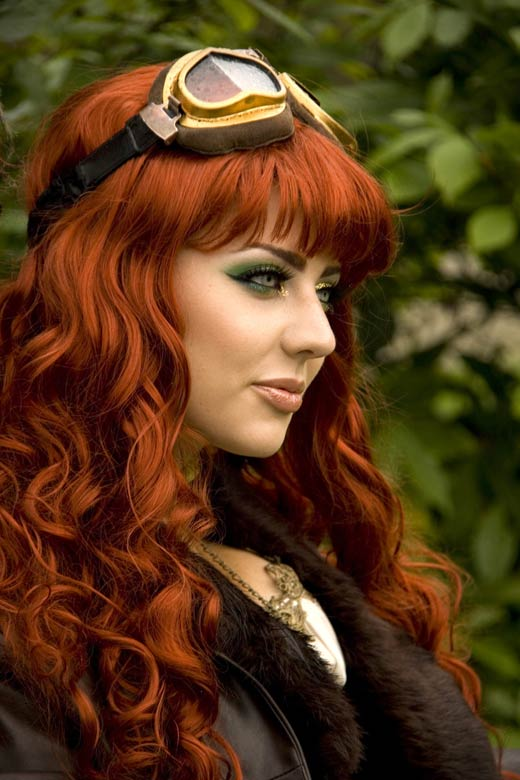 steam punk hair styles steampunk hairstyles beautiful hairstyles 6930 | Steampunk Hairstyles