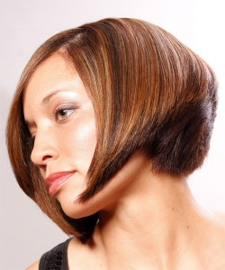 The Wedge Hairstyle
