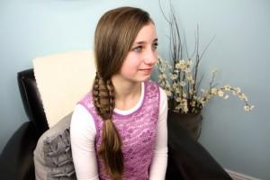 Tween Girl Hairstyles